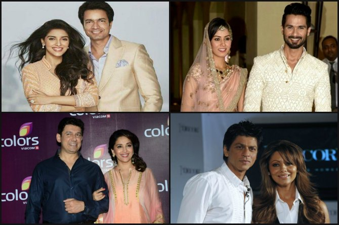 10 Bollywood celebrities who married non-filmy people