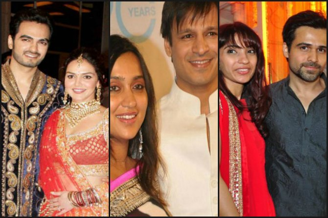 Do you know if any other B-town celeb who married a non-filmy person?