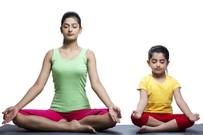 Yoga and other exercises