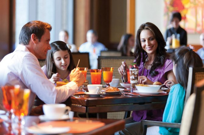 V-Day Special: 10 kid-friendly restaurants in Mumbai to take your family to