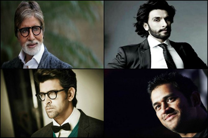 India's most charming men