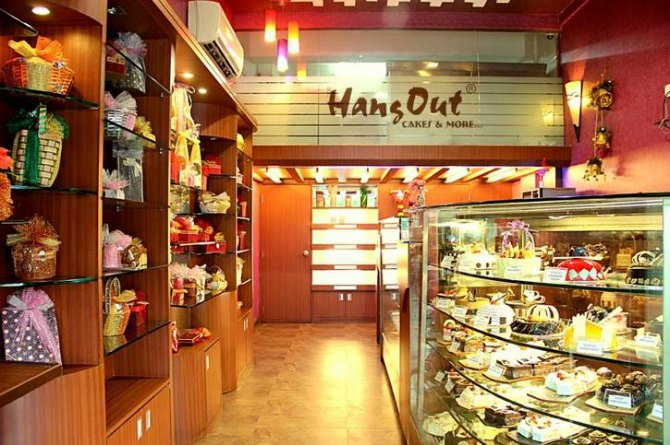 Hangout cakes & more