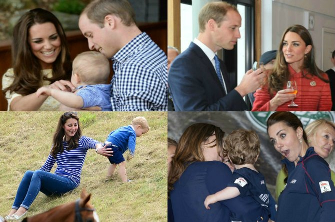 10 Times Kate Middleton proved that she's just like any other mom!
