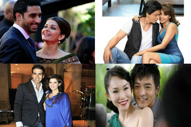 14 Celebrity couples who inspire us to believe in forever