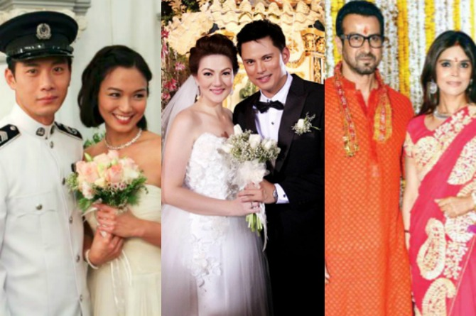 second time lucky 15 happily remarried asian celebrities