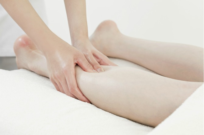 #11 There will be water retention in your legs