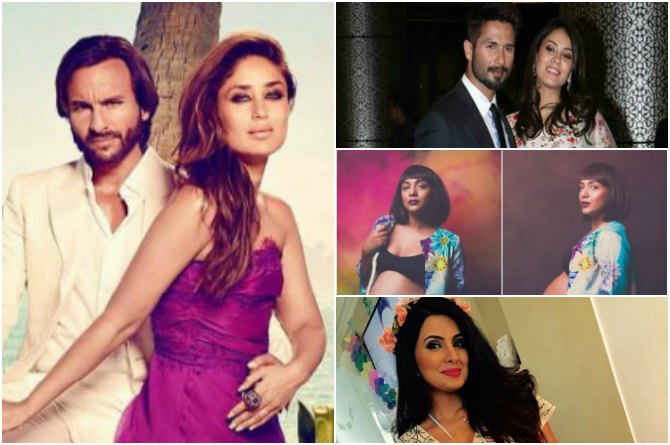 2016 mums: These 6 celebs are set to embrace motherhood this year!