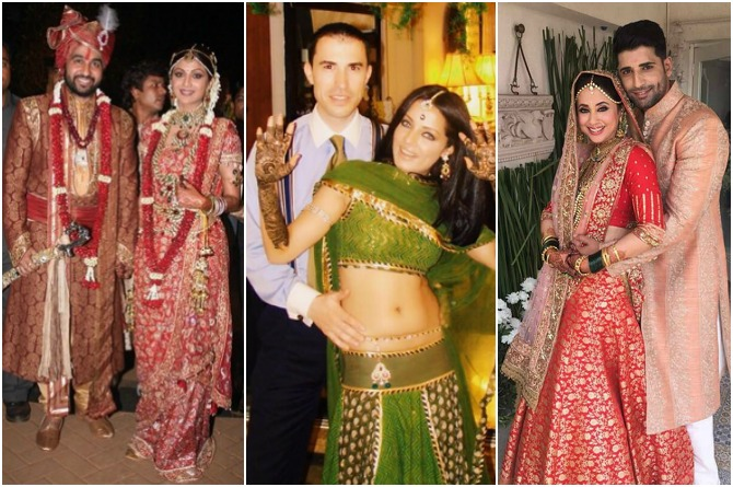 5 actresses who married outside the industry