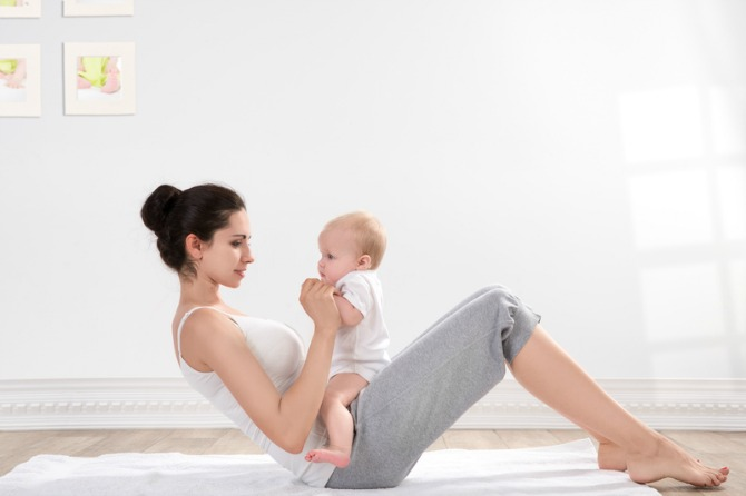5 Benefits and reasons to be a fit mommy