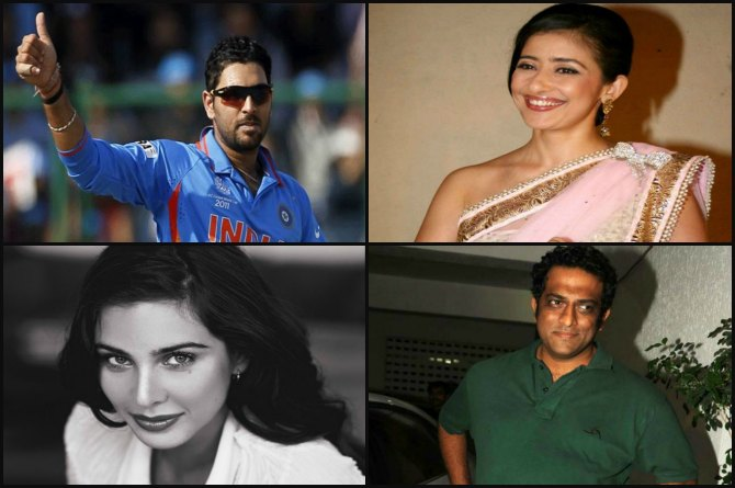 Against all odds: 5 Indian celebs who survived cancer