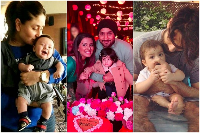 5 celeb babies who are all set to turn one this year!