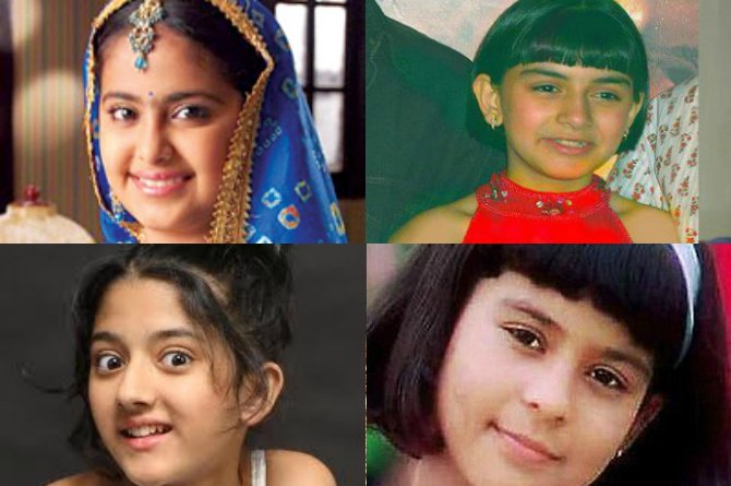 Checkout how these famous child artists look like now!