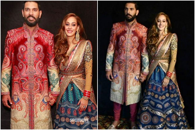 These 5 Couples From The Cricketing World Married For Love