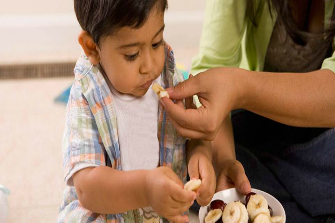 Do you know of any foods that can help beat anaemia in kids?