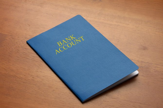 A bank account and debit card for your child