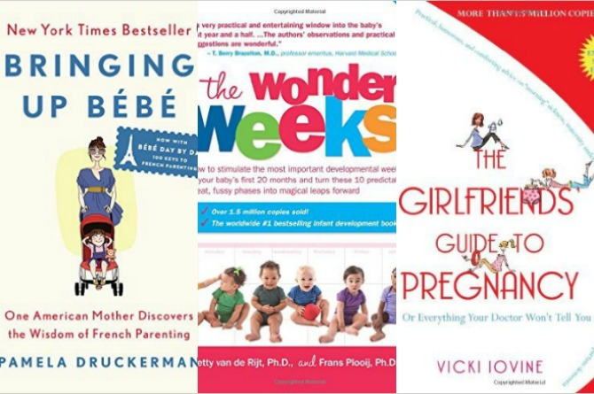 5 Must-read books for expecting mommies