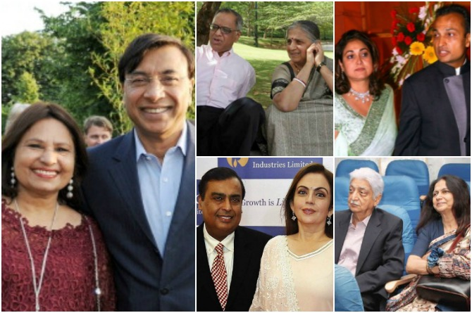 5 powerful Indian business couples and their inspiring stories