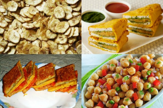 5 yummy snack recipes to beat your child's 5 o'clock hunger!
