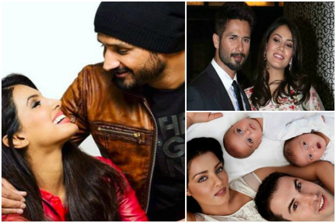 7 Bollywood celebs who had a baby in the first year of their marriage