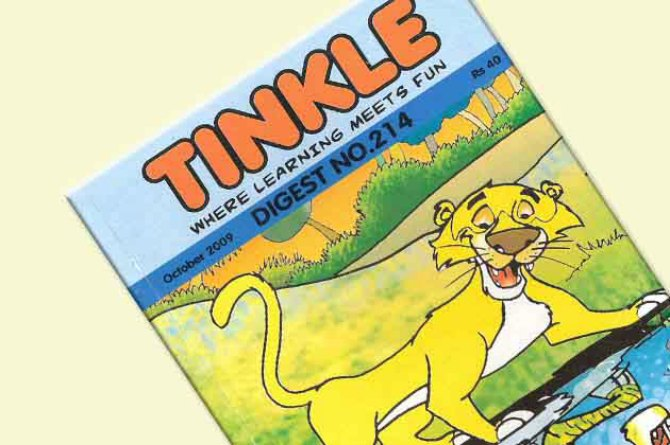 Tinkle: Anant Pai