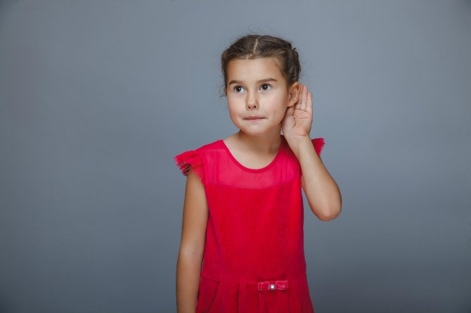 Listening is a skill your kids must learn for better communication