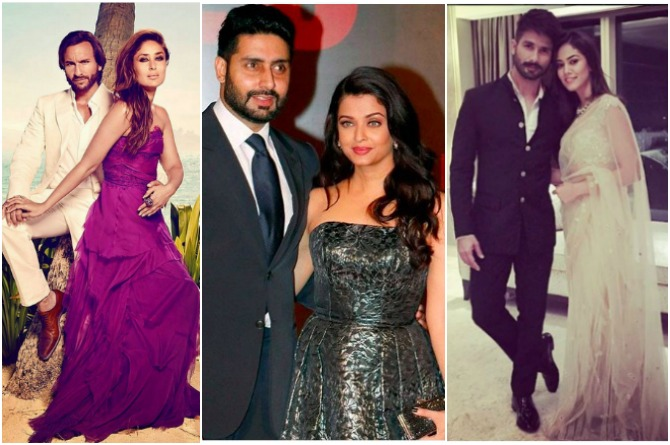 7 Bollywood couples and their amazing zodiac compatibility!