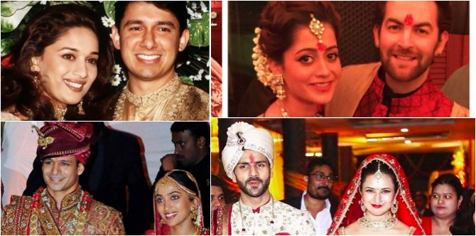 7 Indian celebrities who found love in an arranged match!