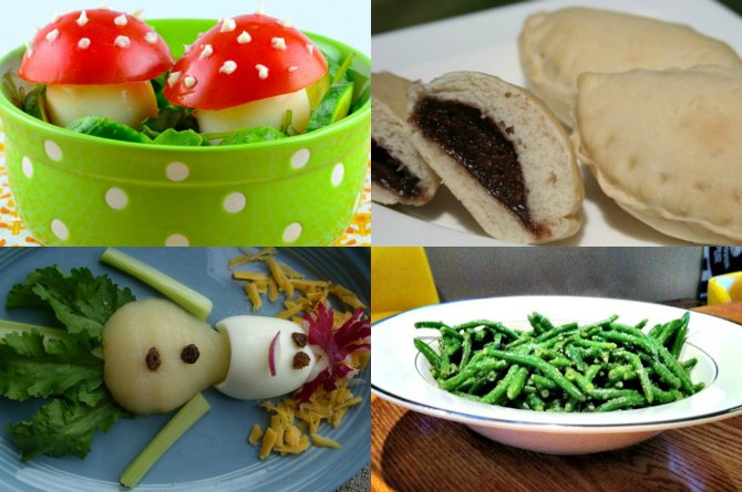 These seven easy and tasty recipes would wow parents and kids!