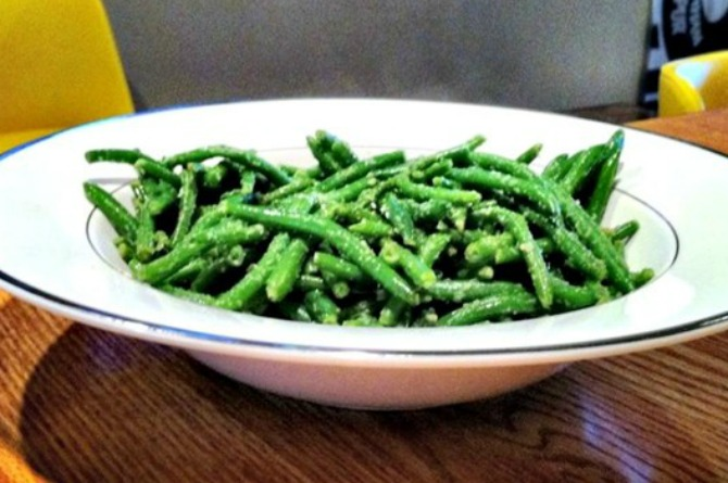 Kid Approved Green Beans