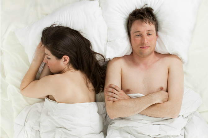 7 things men are doing wrong in bed