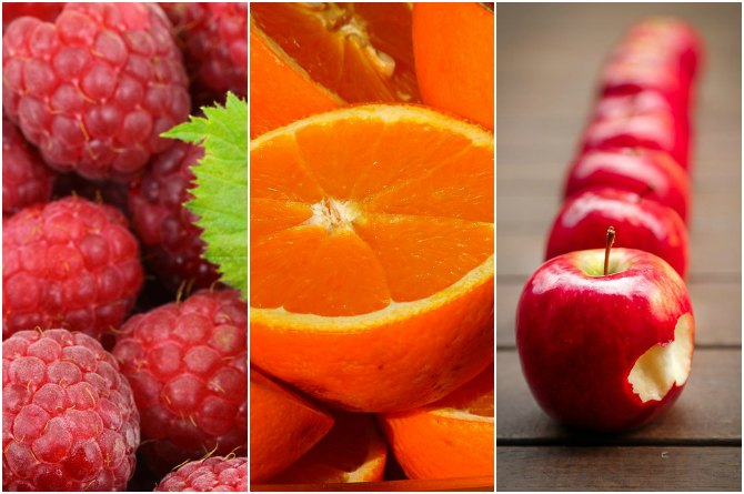 8 fruits and vegetables for weight loss