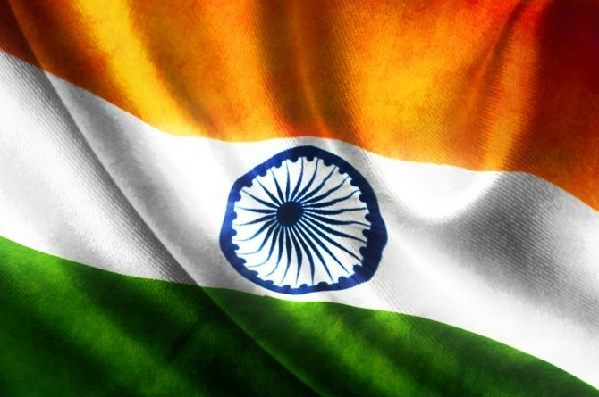 What the Indian flag represents