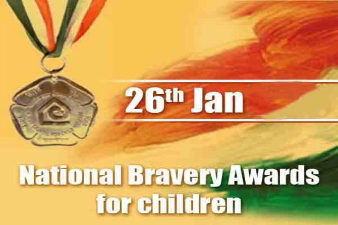 Honours the brave
