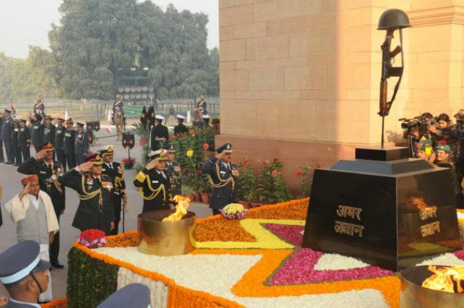 The significance of the R-day parade