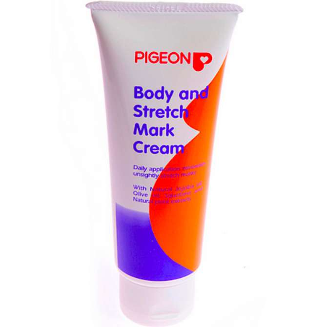 Pigeon Body and Stretch Mark Cream