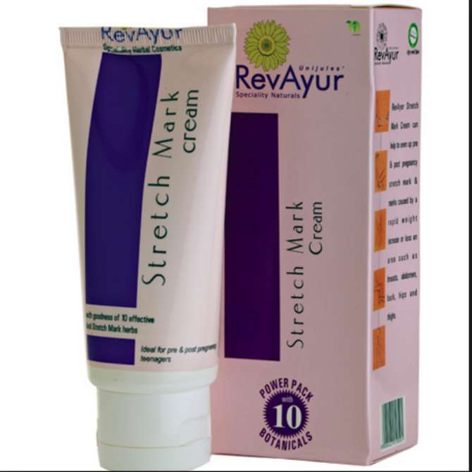 RevAyur Stretch Mark Cream