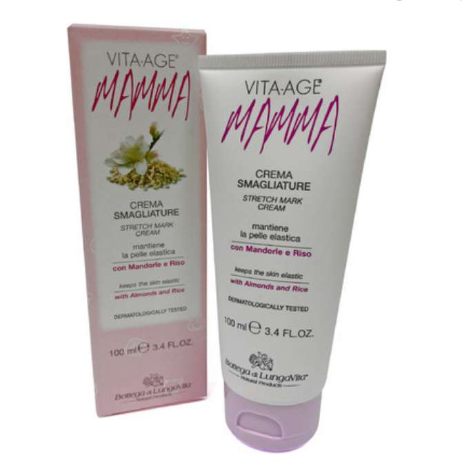 Vita – Age Mamma Stretch Mark Cream