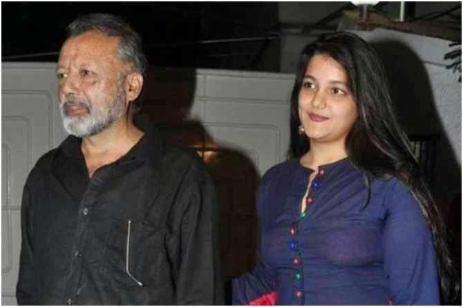 Sanah and Pankaj Kapur