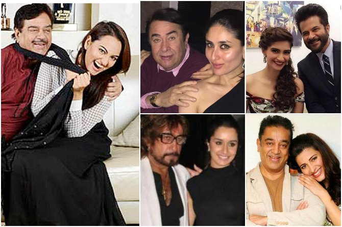These Bollywood father-daughter jodis will make you hug your dad now!