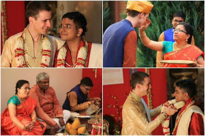 We bet you've never seen a Hindu love story like this before!