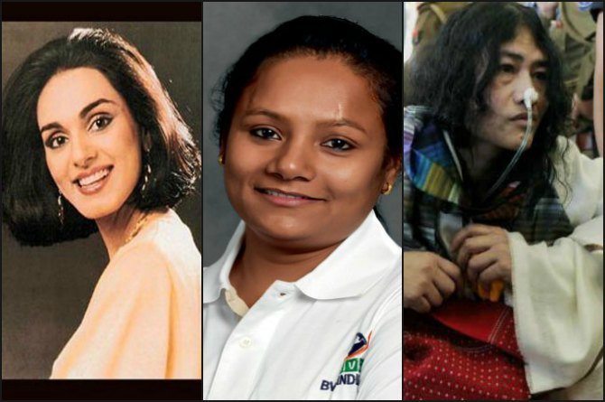 Women of steel: 7 badass Indian women who took matters in their own hands and won!