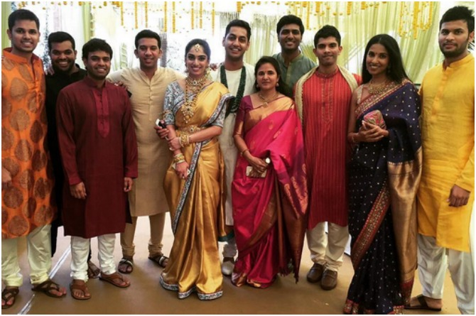 Reddy's Big, Fat Indian Wedding: GVK Scion Keshav Reddy Ties The
