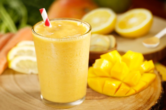 Sunny Day Smoothie