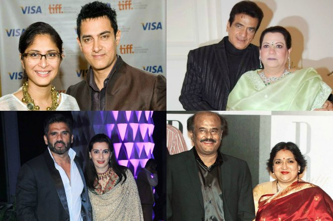 Women's Day Special: Star wives who made it big on their own!