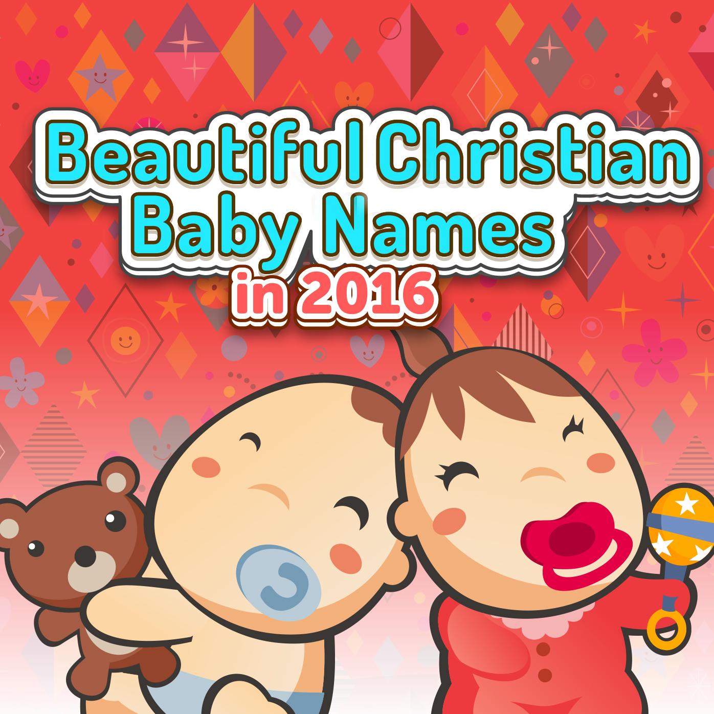 Beautiful Christian Baby Names for 2016