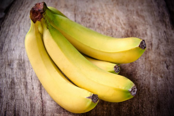 Bananas for a smooth digestion