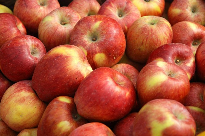 Apples for constipation