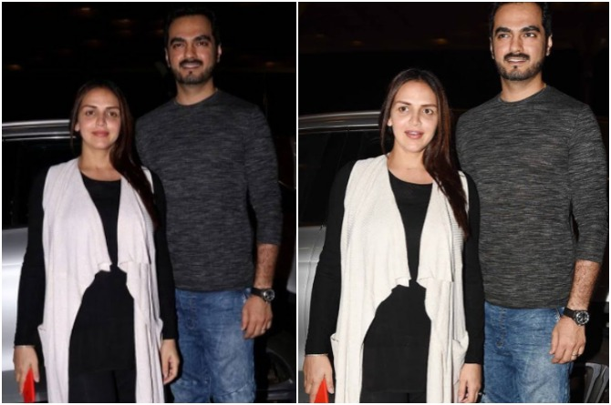 Glowing mum-to-be Esha Deol is winning hearts with her easy-breezy maternity pictures