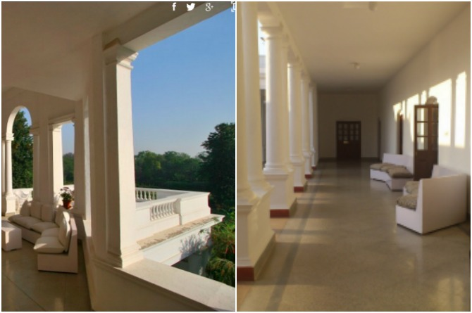 The Pataudi Palace: A venue for many films