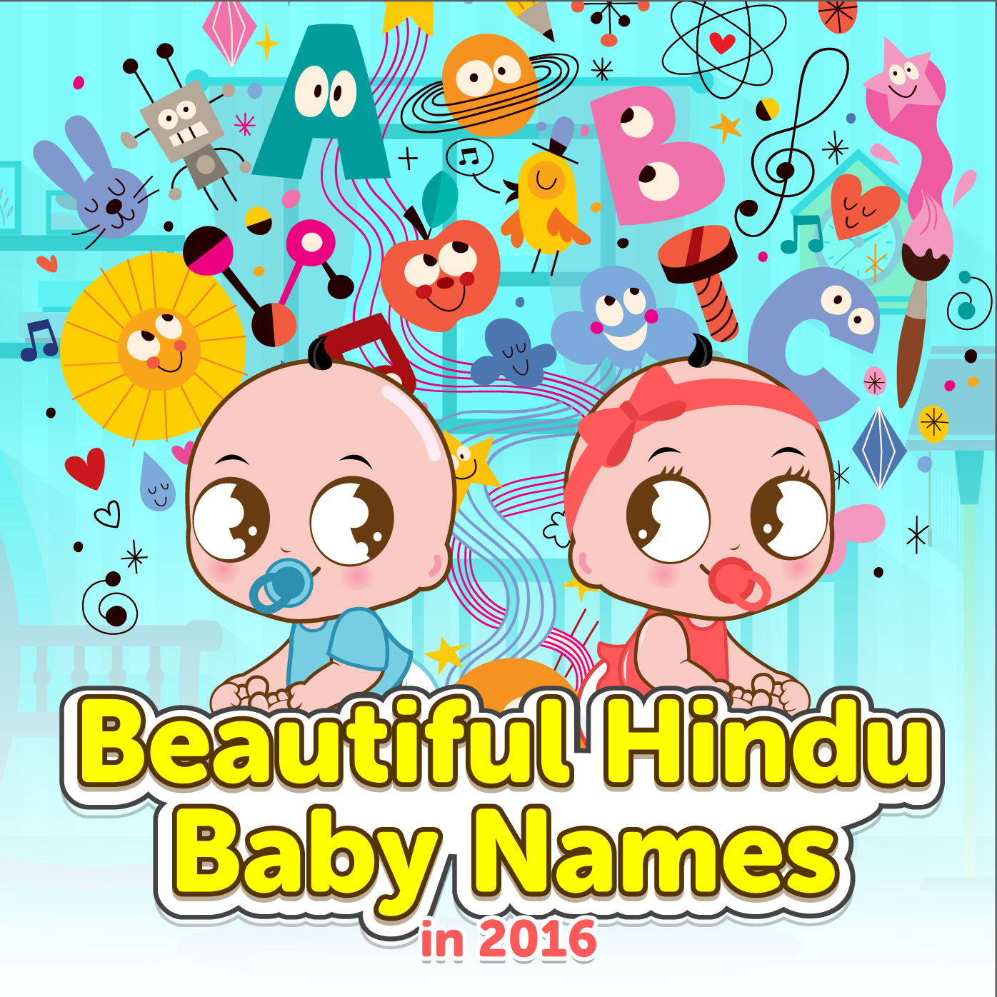 The most beautiful Hindu baby names for 2016